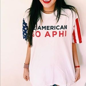 Tops - Aphi American Tee